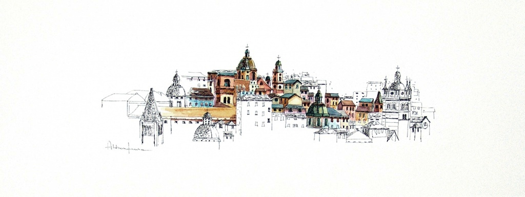 Painting workshop in Genoa