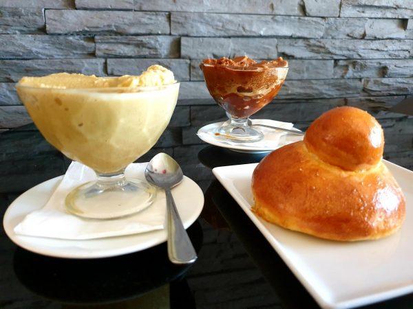 Sicilian breakfast