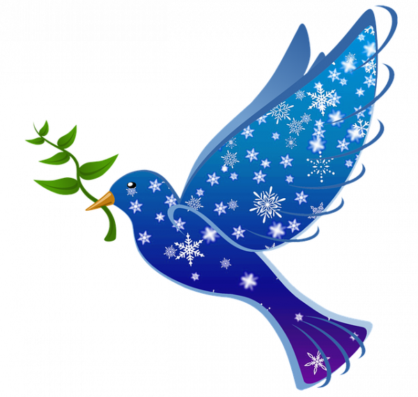 Symbol des Friedens