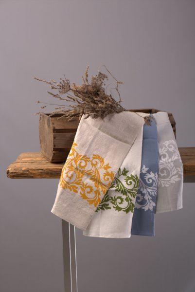 Fabric Decoration in Matera