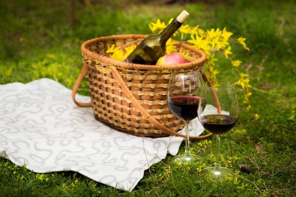 Picknick in Zambrone