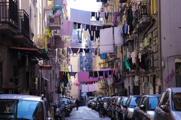 Naples Spanish Quarter