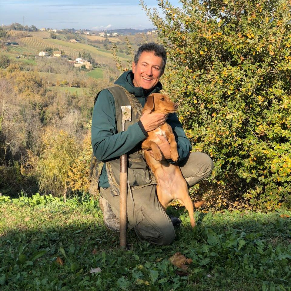 Truffle hunting and cooking class