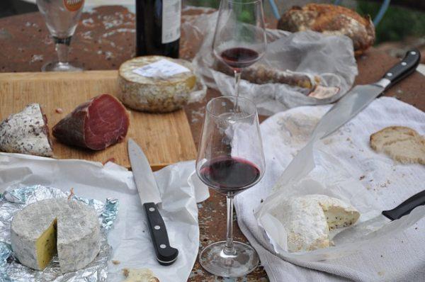 picnic in cormons friuli venezia giulia
