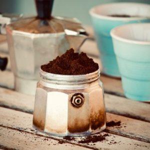 ITALIAN COFFEE AND NEAPOLITAN CUCCUMA