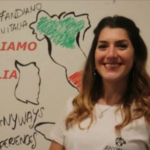 """ANDIAMO IN ITALIA"" MIT ANYWAYS EXPERIENCES"