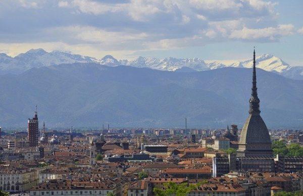 Italien Turin Kuriosität