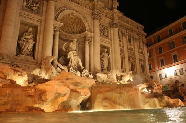 curiosities about Italy Rom