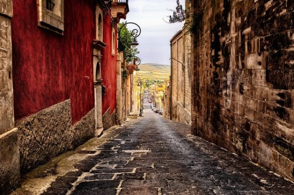 Study trips in Italy Sicily