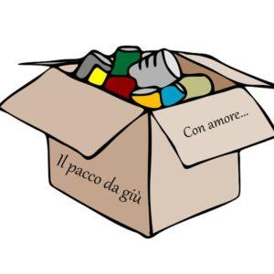 il pacco da giù - parcel from the south